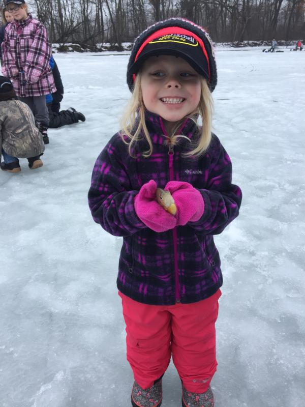 Sheboygan Team Take 1st in Mayhem on the Mississippi River Ice Fishing Tournament
