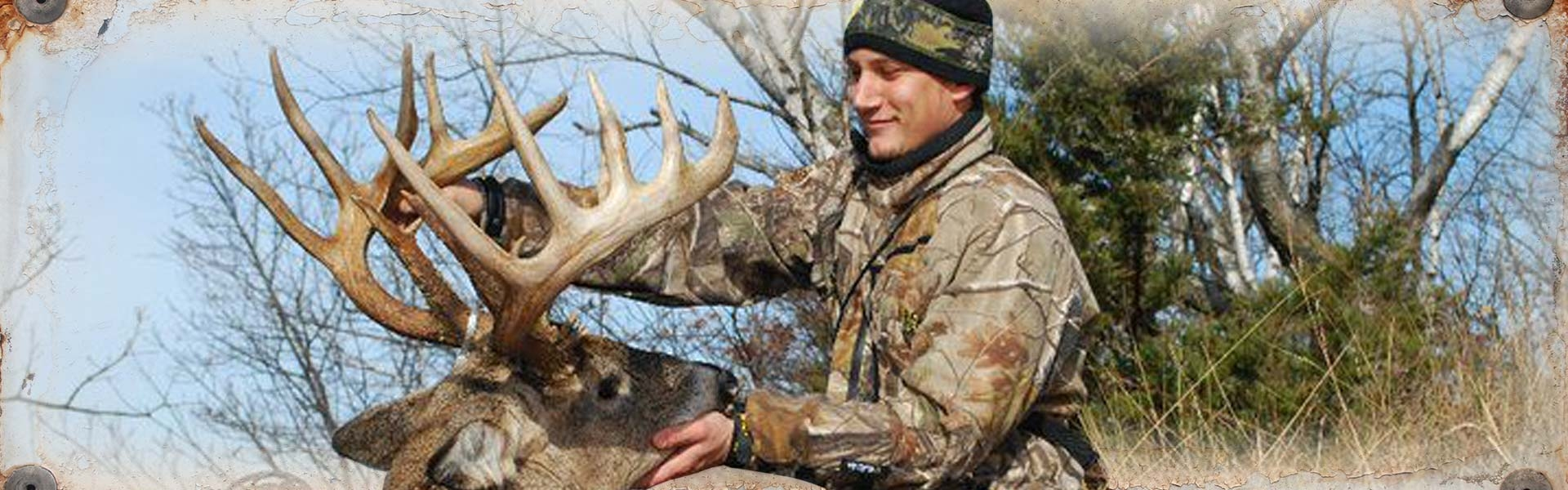 Trophy Whitetail Hunting in Buffalo County