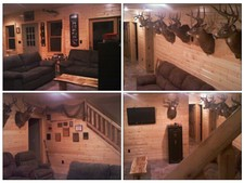 Lodging in Alma WI.  Make this your home away from Home. This is a 10 bed Lodge...