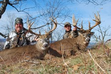 Shot on the same day with Rutting Ridge Outfitters. 207 and 150.