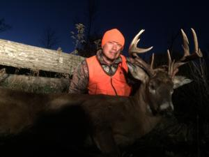 <p>Another kill for DOC with us here are Rutting Ridge Outfitters.</p>