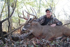 Phils Monster Buffalo County Buck
