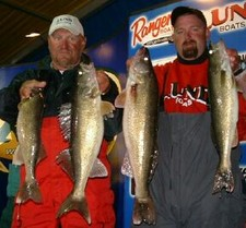 RCL Walleye Championship, Day 1, $16,000