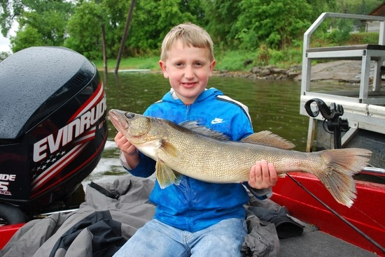 Client Testimonials & Fishing Reports